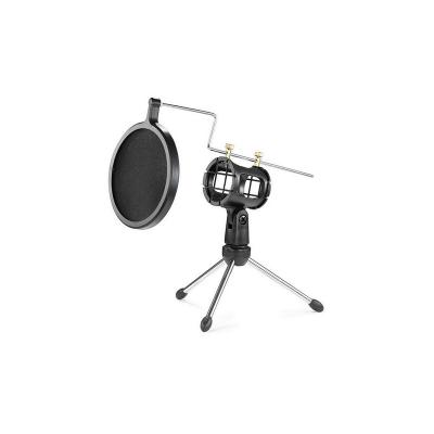 Stojan na mikrofon a pop filtr X