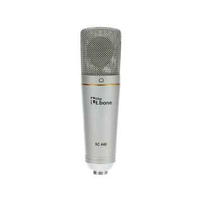 Mikrofon studiový The t.bone SC 440 USB