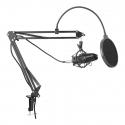 Stolní mikrofon YENKEE STREAMER