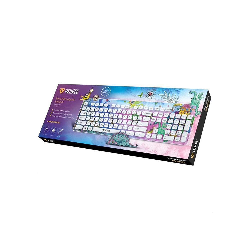 Herní set A4tech Bloody - klávesnice, myš